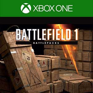 Battlefield 1 Battlepack Xbox One Code Price Comparison