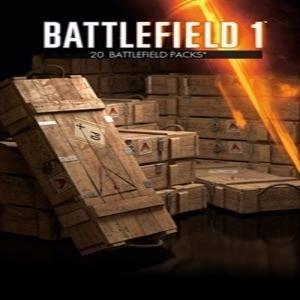 Battlefield 1 Battlepacks x 20