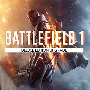Battlefield 1 Deluxe Edition Upgrade DLC Digital Download Price Comparison