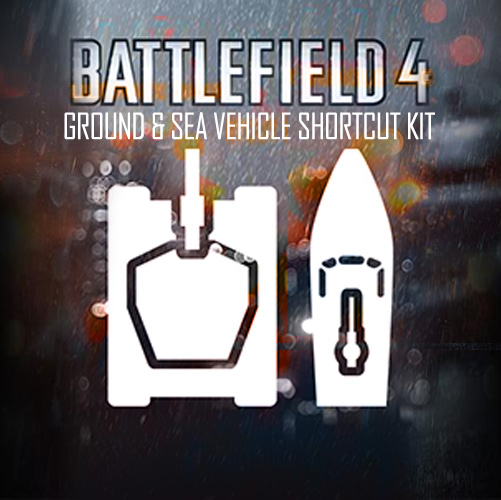 Battlefield 4 Ground & Sea Vehicle Shortcut Kit Digital Download Price Comparison