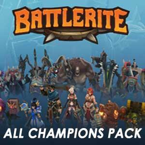 Battlerite All Champions Pack Digital Download Price Comparison