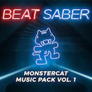 Beat Saber Monstercat Music Pack Vol. 1 Digital Download Price Comparison