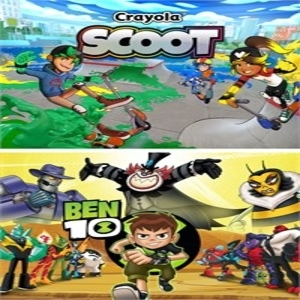 Ben 10 and Crayola Scoot Bundle Xbox Series Price Comparison