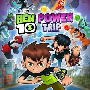 Ben 10 Power Trip Nintendo Switch Price Comparison