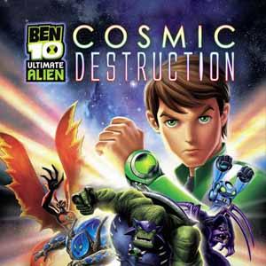 Ben 10 Ultimate Alien Cosmic Destruction PS3 Code Price Comparison