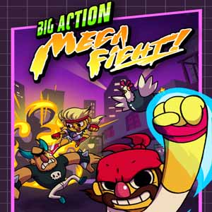 Big Action Mega Fight Digital Download Price Comparison