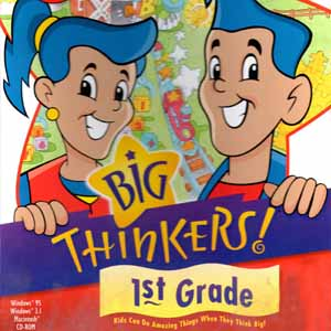 Big Thinkers 1st Grade Digital Download Price Comparison