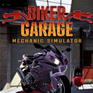 Biker Garage Mechanic Simulator