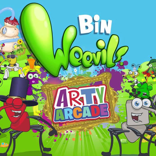 Bin Weevils Arty Arcade Digital Download Price Comparison