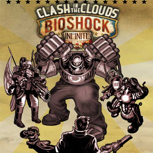 BioShock Infinite Clash in the Clouds DLC Digital Download Price Comparison