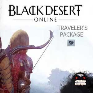 Black Desert Online Traveler