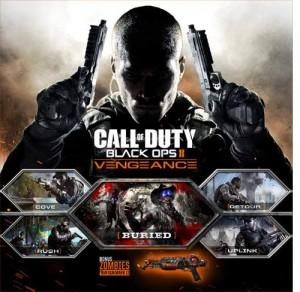 COD Black Ops II Vengeance DLC