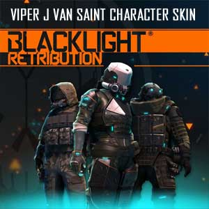 Blacklight Retribution Viper J Van Saint Character Skin Digital Download Price Comparison