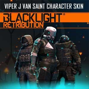 Blacklight Retribution Viper J Van Saint Character Skin