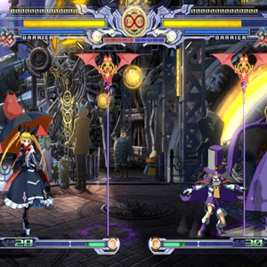 BlazBlue Calamity Trigger Battle