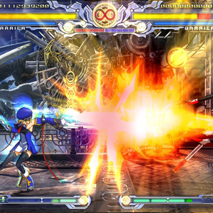BlazBlue Calamity Trigger Gameplay