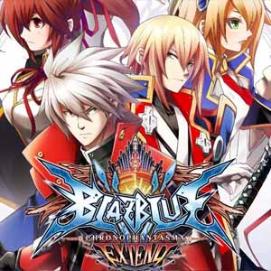 BlazBlue Chrono Phantasma Extend Xbox one Code Price Comparison