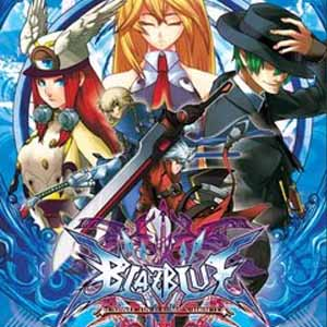 BlazBlue Continuum Shift PS3 Code Price Comparison