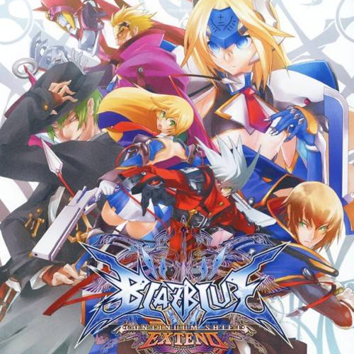 Blazblue Continuum Shift Extend PS3 Code Price Comparison