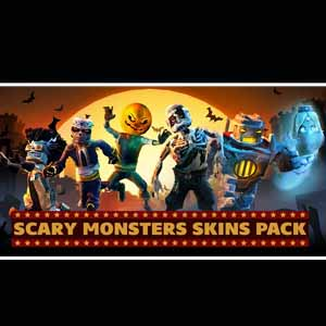 Block N Load Scary Monsters Skin Pack Digital Download Price Comparison