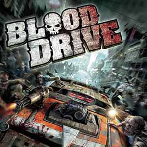 Blood Drive PS3 Code Price Comparison