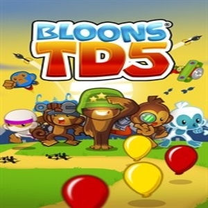 Bloons TD 5 Xbox One Digital & Box Price Comparison