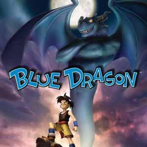 Blue Dragon XBox 360 Code Price Comparison