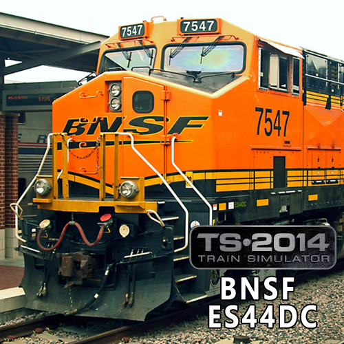 Train Simulator BNSF ES44DC Digital Download Price Comparison