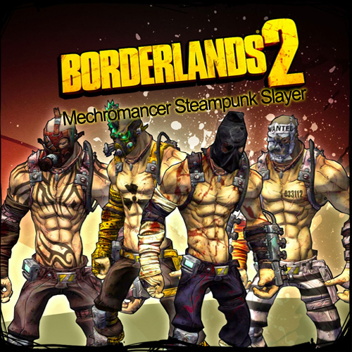 Borderlands 2 Mechromancer Steampunk Slayer Digital Download Price Comparison
