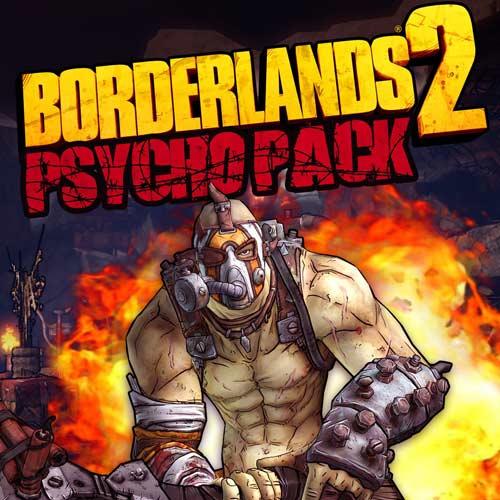Borderlands 2 Psycho Pack DLC Digital Download Price Comparison