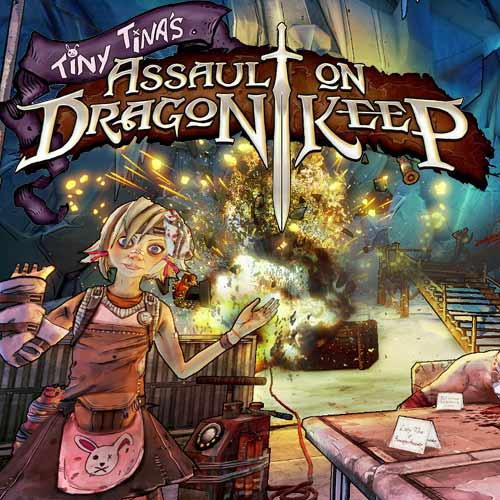 Borderlands 2 Tiny Tina Assault on Dragon Keep Digital Download Price Comparison