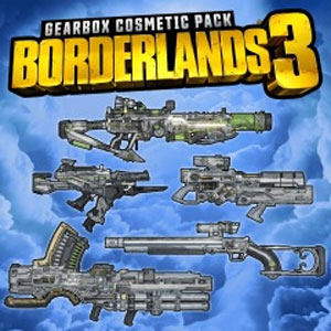 Borderlands 3 Gearbox Cosmetic Pack