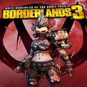 Borderlands 3 Multiverse Disciples of the Vault Moze Cosmetic Pack