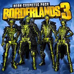 Borderlands 3 Neon Cosmetic Pack