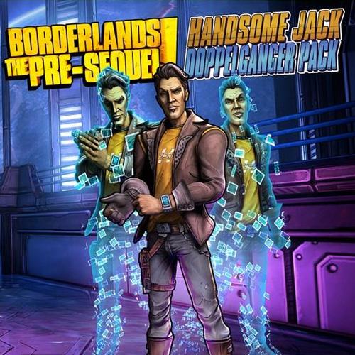 Borderlands The Pre-Sequel Handsome Jack Doppelganger Pack Digital Download Price Comparison