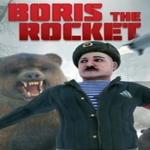 BORIS THE ROCKET