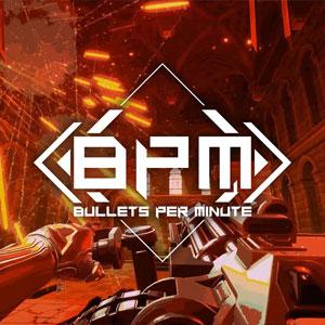 BPM BULLETS PER MINUTE