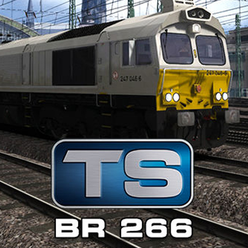 BR 266 Loco Add-On Digital Download Price Comparison