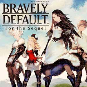 Buy Bravely Default For the Sequel Nintendo 3DS Download Code Compare Prices