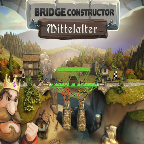 Bridge Constructor Medieval Digital Download Price Comparison