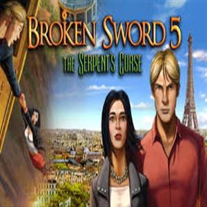 Broken Sword 5 the Serpents Curse