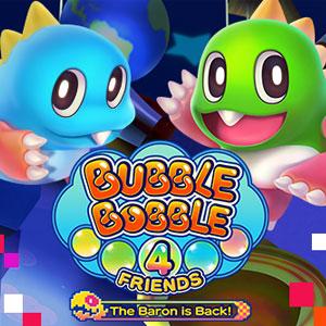 Bubble Bobble 4 Friends The Baron Is Back Nintendo Switch Price Comparison
