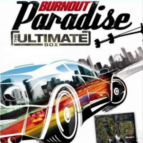 Burnout Paradise PS3 Code Price Comparison