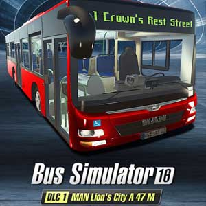 Bus Simulator 16 MAN Lions City A47 M Digital Download Price Comparison