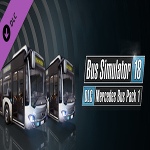 Bus Simulator 18 Mercedes-Benz Bus Pack 1