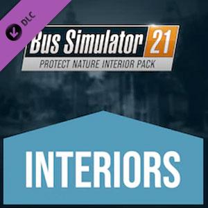 Bus Simulator 21 Protect Nature Interior Pack Digital Download Price Comparison