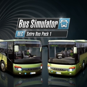 Bus Simulator Setra Bus Pack 1