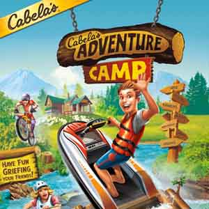 Cabelas Adventure Camp XBox 360 Code Price Comparison