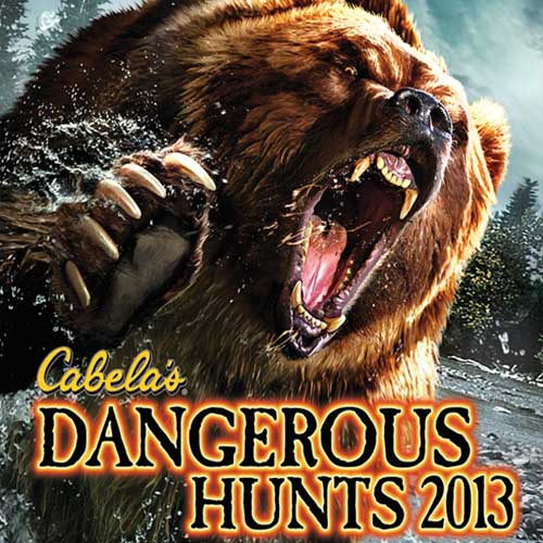 Cabelas Dangerous Hunts 2013 PS3 Code Price Comparison