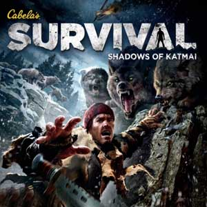 Cabelas Survival Shadows of Katmai Xbox 360 Code Price Comparison